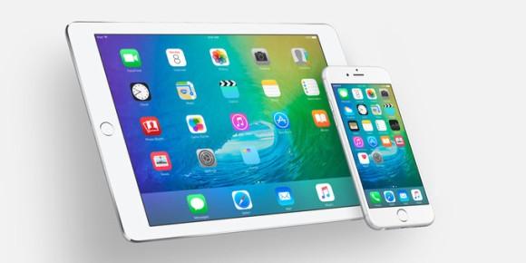 iOS 9 2015