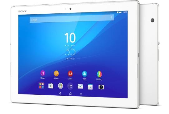 tablet Xperia Z4 2015