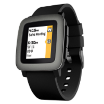 Pebble Time 2015