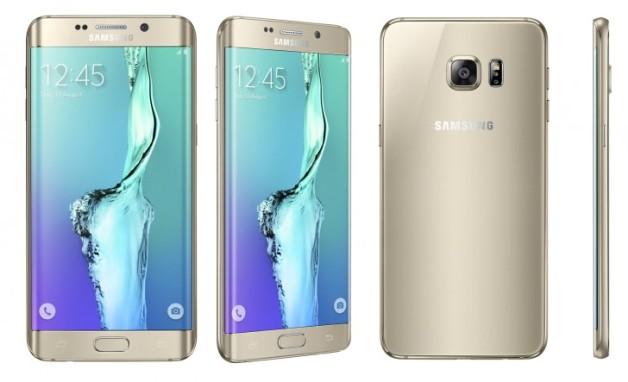 Samsung Galaxy S6 edge+ 2015