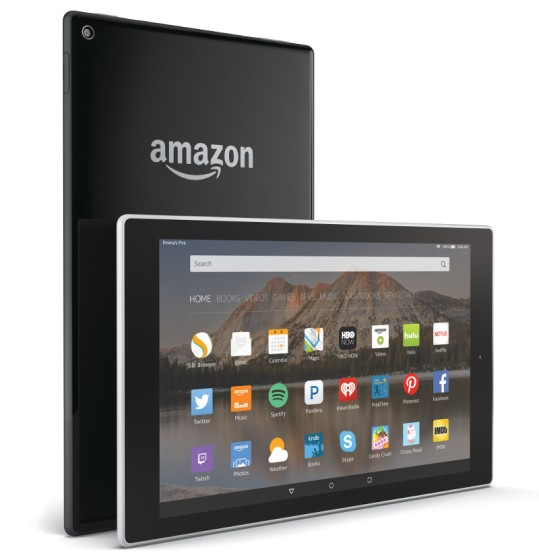 Amazon Fire HD 10  2015