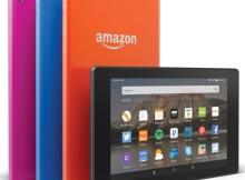 Amazon Fire HD 8  2015
