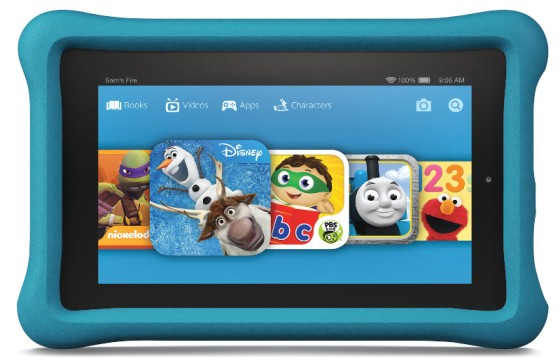 Amazon Fire Kids Edition 2015