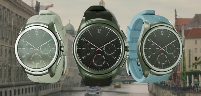 LG Watch Urbane 2nd Edition 2015