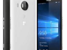 Microsoft Lumia 950 XL 2015