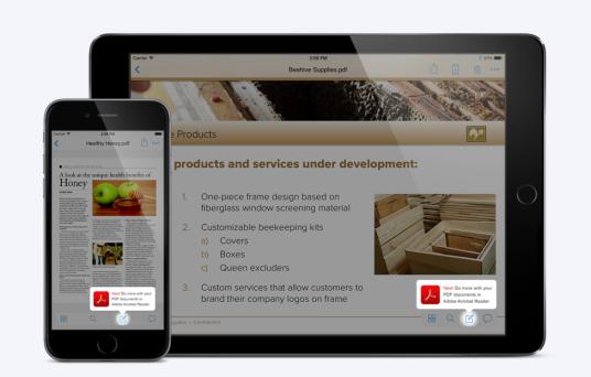 Dropbox PDF iOS 2015