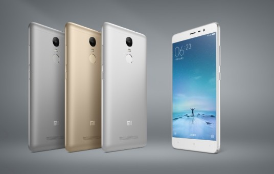 Xiaomi Redmi Note 3 2015