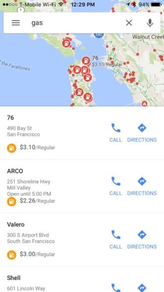 Google Maps iOS 2015