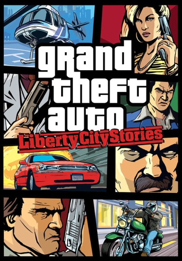 Grand Theft Auto: Liberty City Stories iOS 2015