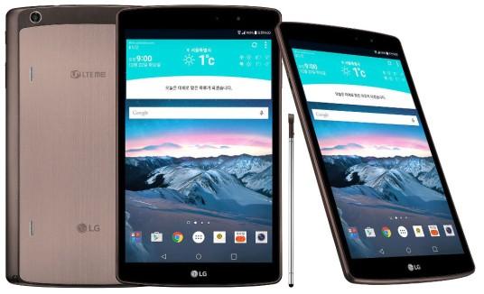 LG G Pad II 8-3 LTE 2015