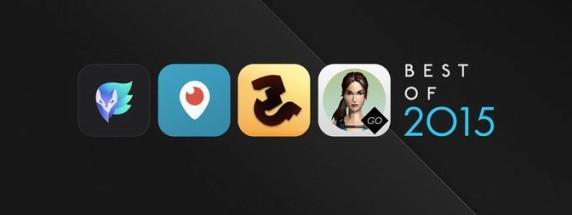 mejores juegos y aplicaciones iOS 2015