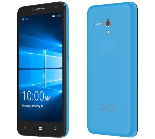 Alcatel OneTouch Fierce XL 2016