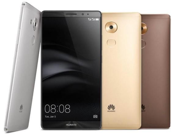 Huawei Mate 8 2016