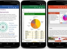 Office para telefonos Android