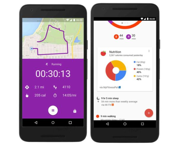 google-fit-android-update