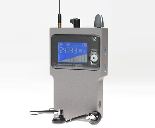 Detector de Micrófonos