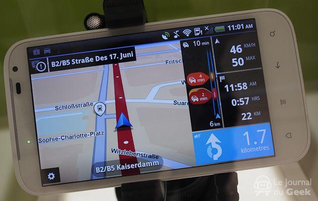 navegador gps tomtom para celular android gratis. Black Bedroom Furniture Sets. Home Design Ideas