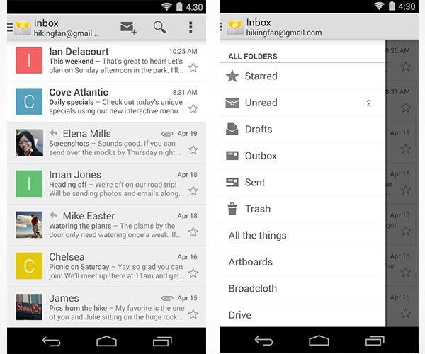 Correo-Android