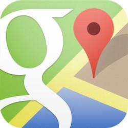 Google Maps 2016