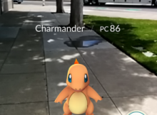 Pokemon go 2016