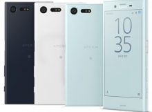 Sony Xperia X Compact 2016