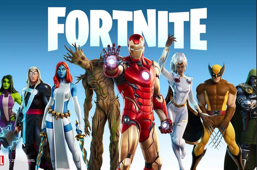Fortnite-Marvel-2020